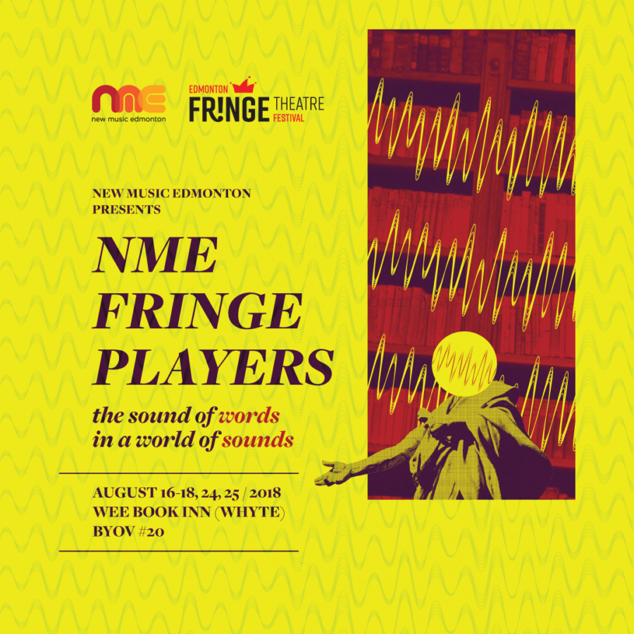 Photo for NME Fringe Players: The Sound of Words in a World of Sounds