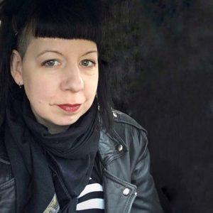 New Music Edmonton board director Kelly Ruth