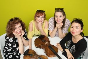 Photo of Obsessions String Quartet